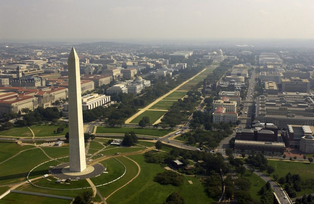Top de sitios para visitar en Washington