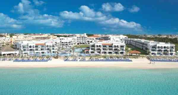 resorts all inclusive en playa del carmen